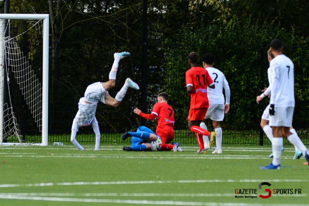 Football Amiens Sc B Vs Maubeuge Kevin Devigne Gazettesports 34