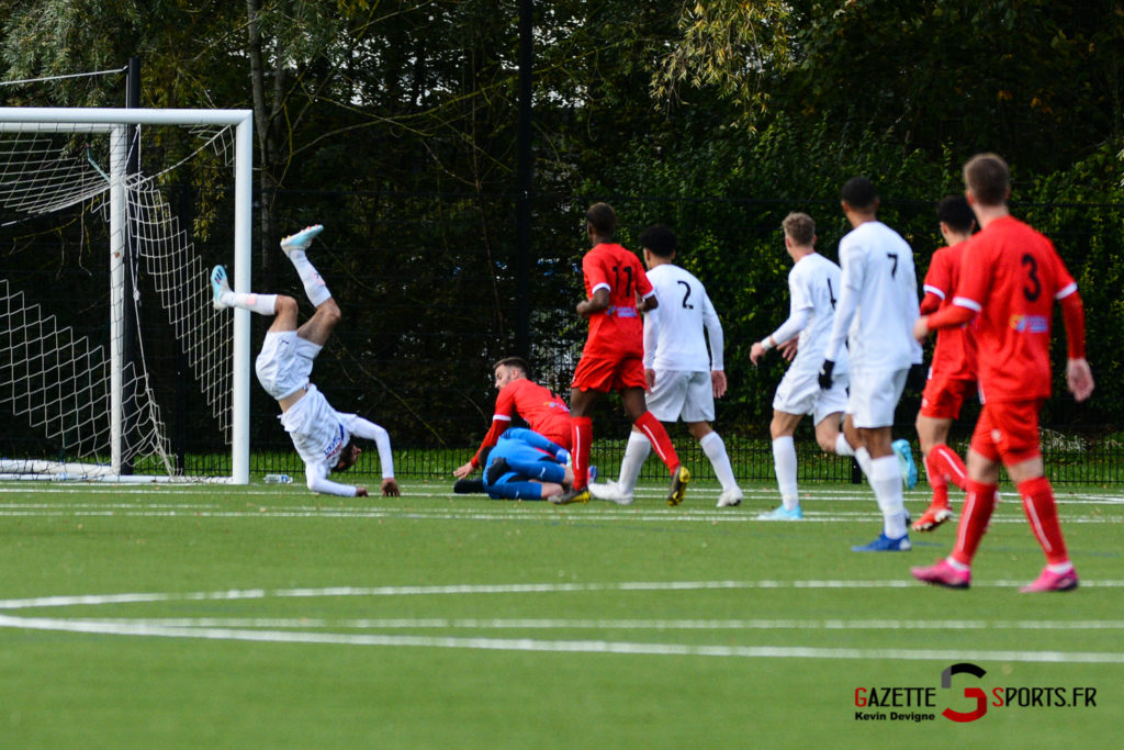 Football Amiens Sc B Vs Maubeuge Kevin Devigne Gazettesports 35