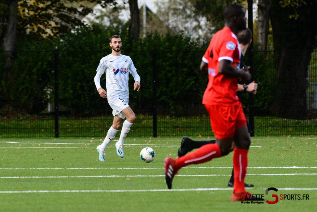 Football Amiens Sc B Vs Maubeuge Kevin Devigne Gazettesports 38