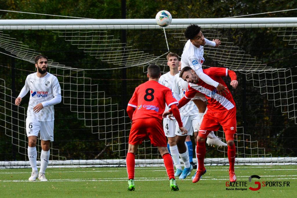 Football Amiens Sc B Vs Maubeuge Kevin Devigne Gazettesports 39