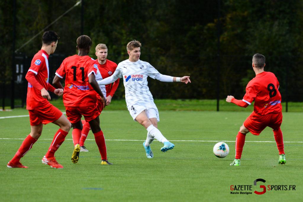 Football Amiens Sc B Vs Maubeuge Kevin Devigne Gazettesports 4