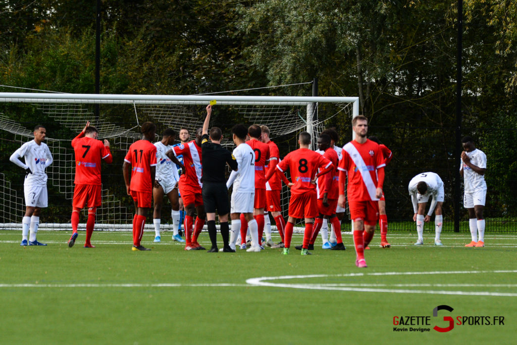 Football Amiens Sc B Vs Maubeuge Kevin Devigne Gazettesports 40
