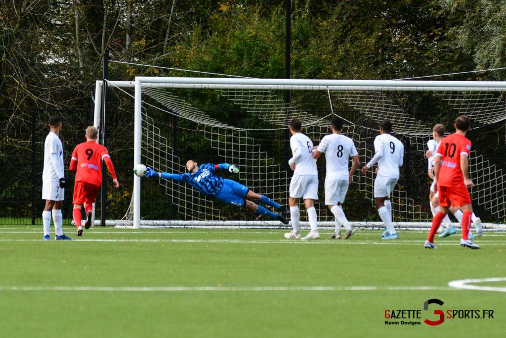 Football Amiens Sc B Vs Maubeuge Kevin Devigne Gazettesports 41