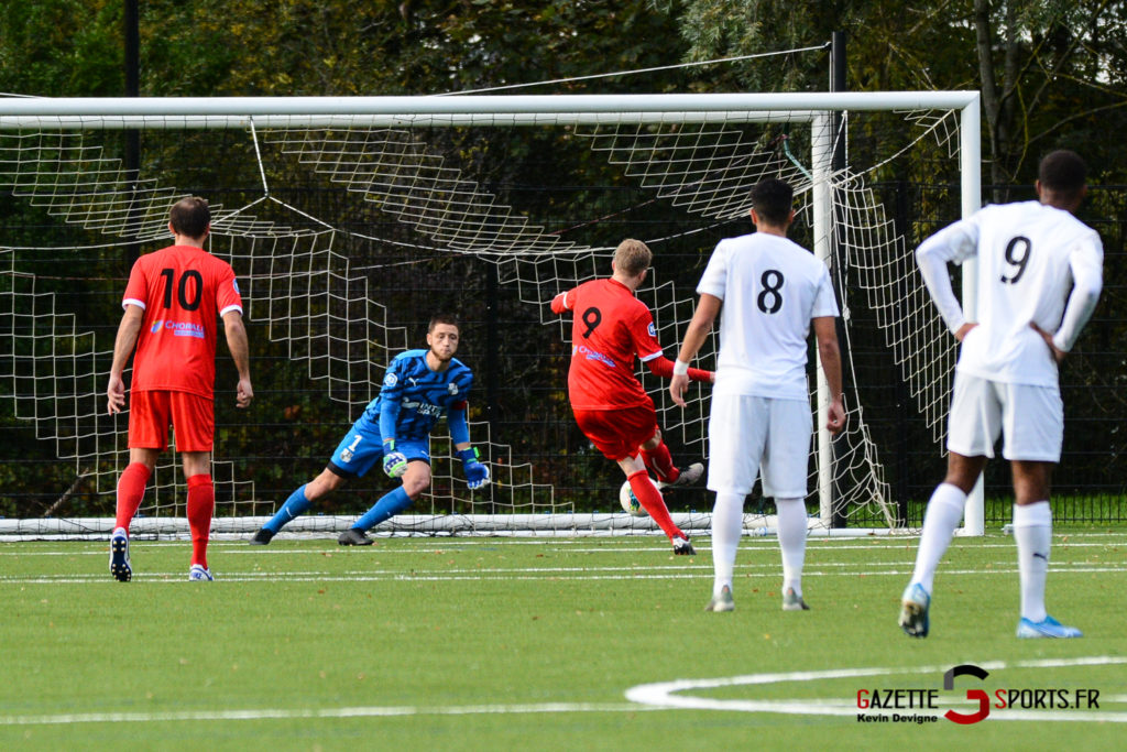 Football Amiens Sc B Vs Maubeuge Kevin Devigne Gazettesports 42