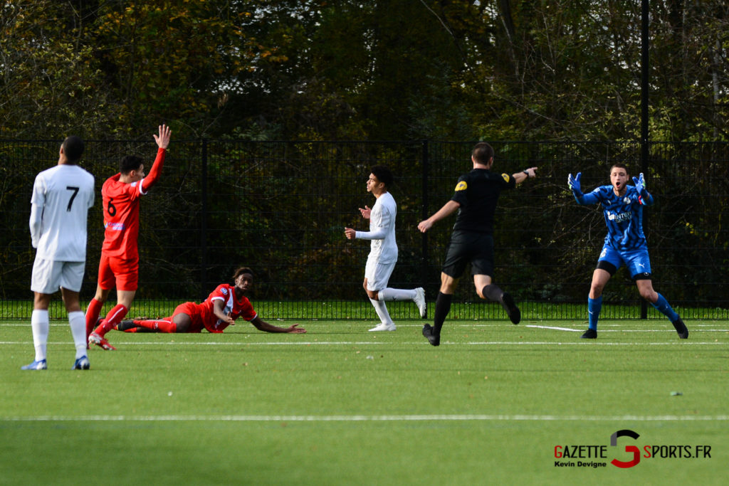 Football Amiens Sc B Vs Maubeuge Kevin Devigne Gazettesports 44