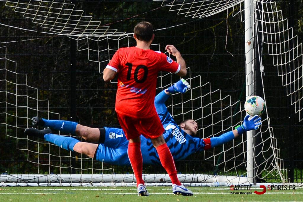 Football Amiens Sc B Vs Maubeuge Kevin Devigne Gazettesports 45