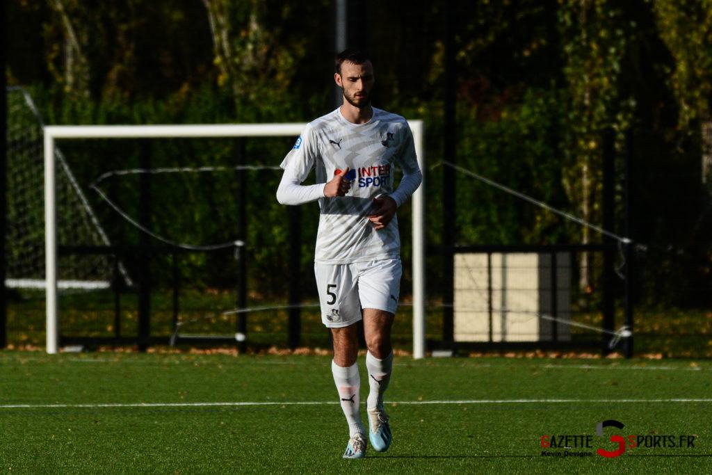 Football Amiens Sc B Vs Maubeuge Kevin Devigne Gazettesports 48