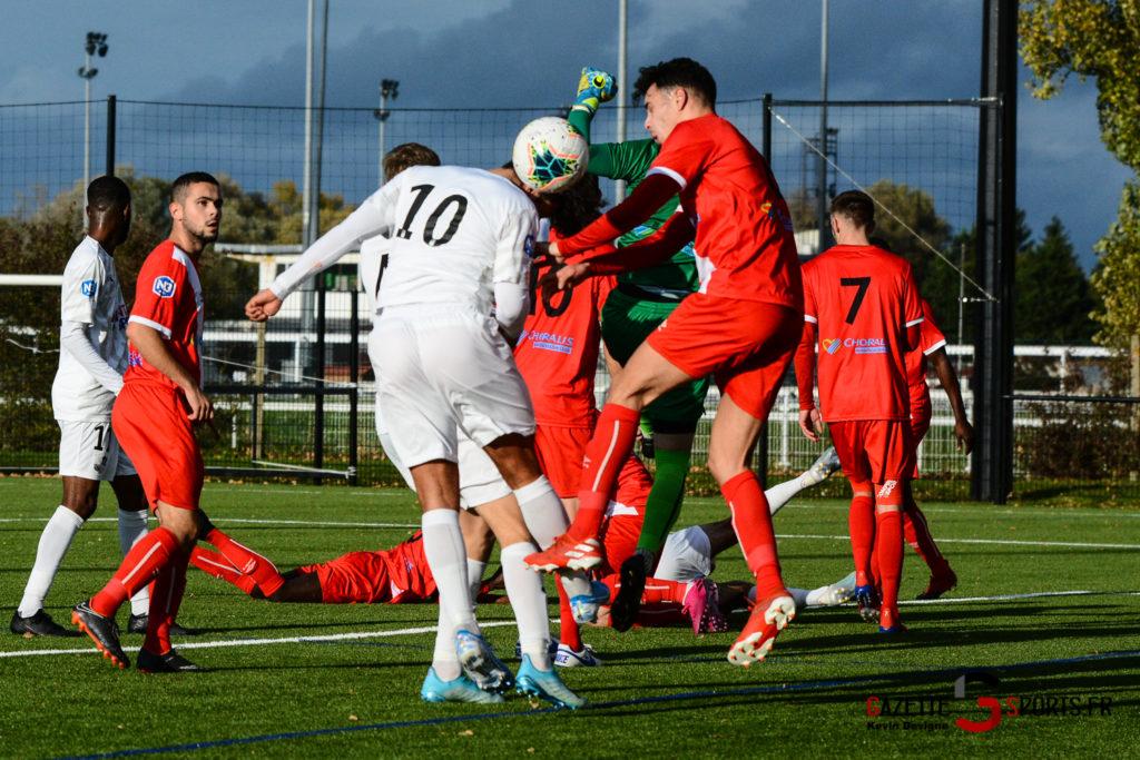 Football Amiens Sc B Vs Maubeuge Kevin Devigne Gazettesports 49