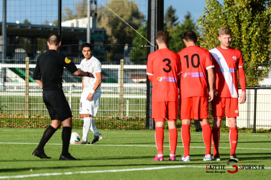 Football Amiens Sc B Vs Maubeuge Kevin Devigne Gazettesports 55