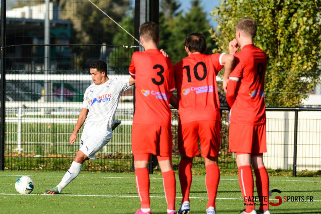 Football Amiens Sc B Vs Maubeuge Kevin Devigne Gazettesports 56