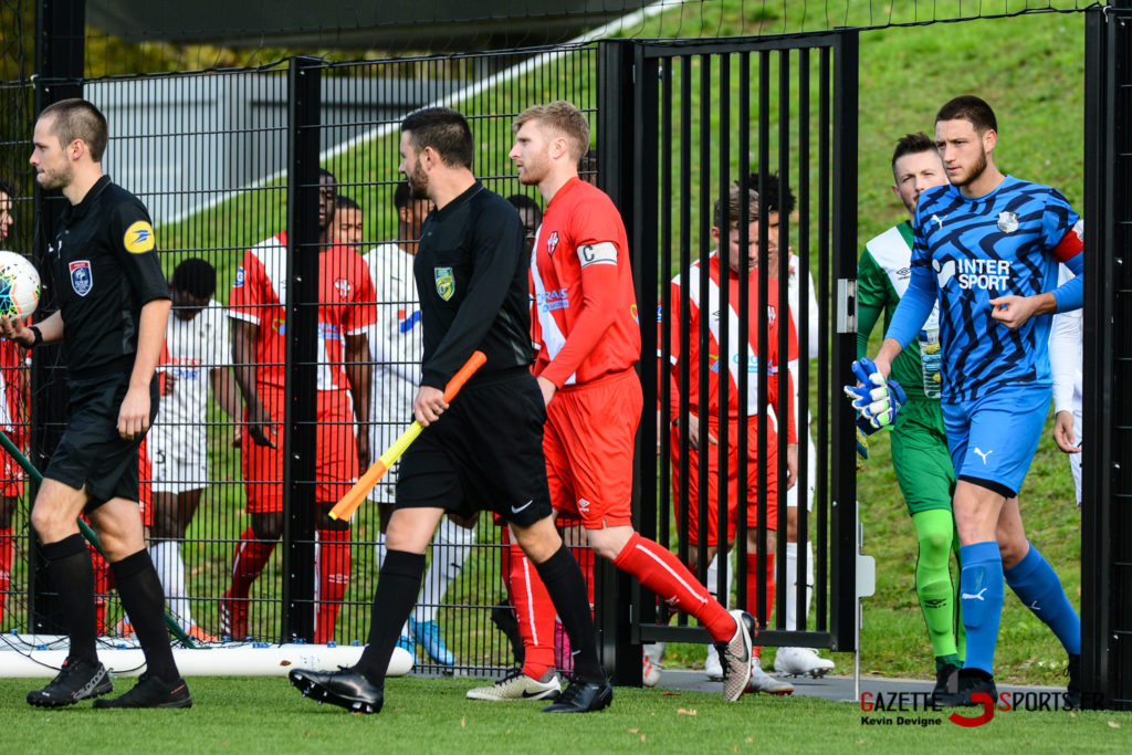 Football Amiens Sc B Vs Maubeuge Kevin Devigne Gazettesports 57