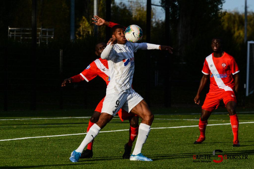 Football Amiens Sc B Vs Maubeuge Kevin Devigne Gazettesports 58