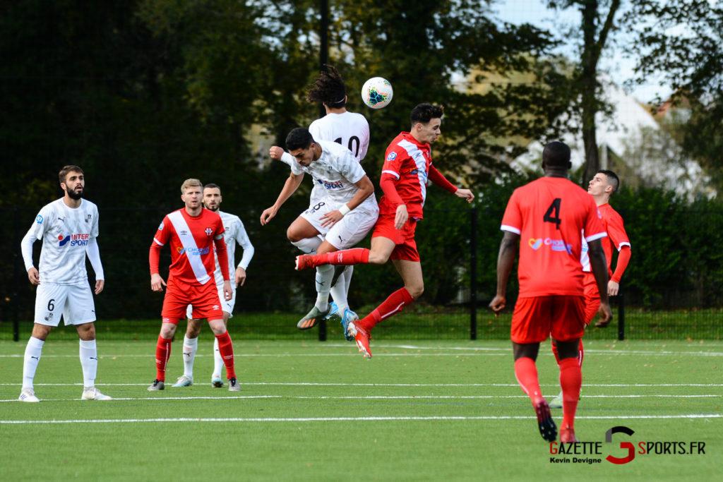 Football Amiens Sc B Vs Maubeuge Kevin Devigne Gazettesports 6