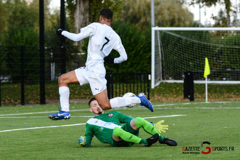 Football Amiens Sc B Vs Maubeuge Kevin Devigne Gazettesports 62