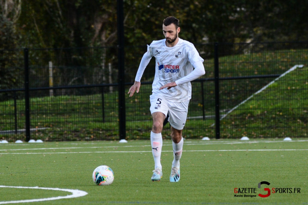 Football Amiens Sc B Vs Maubeuge Kevin Devigne Gazettesports 65