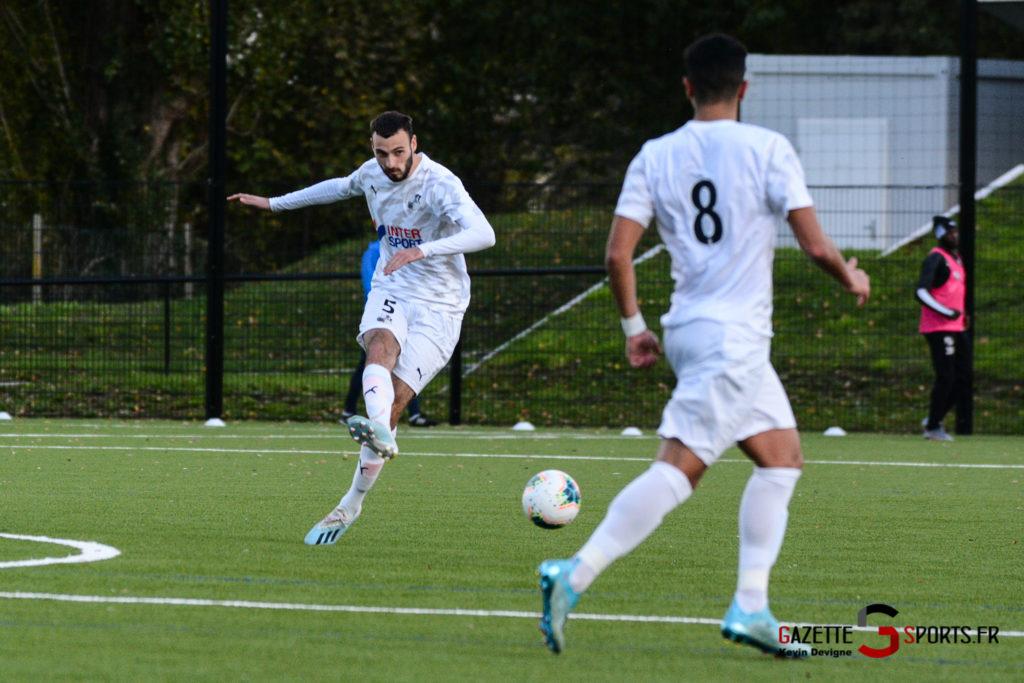 Football Amiens Sc B Vs Maubeuge Kevin Devigne Gazettesports 66