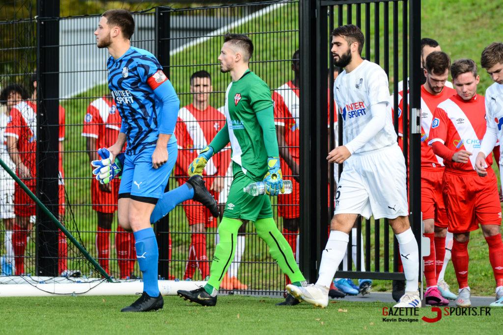 Football Amiens Sc B Vs Maubeuge Kevin Devigne Gazettesports 68