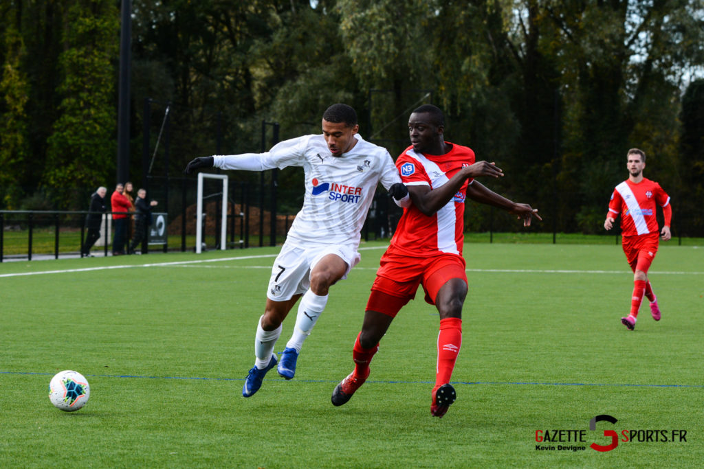 Football Amiens Sc B Vs Maubeuge Kevin Devigne Gazettesports 7