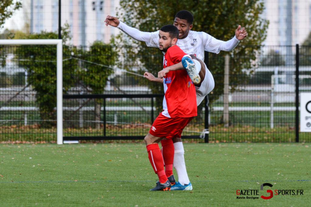 Football Amiens Sc B Vs Maubeuge Kevin Devigne Gazettesports 70