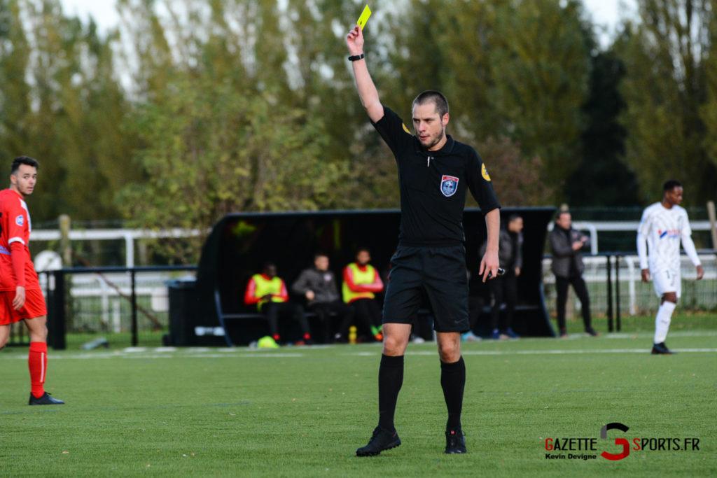 Football Amiens Sc B Vs Maubeuge Kevin Devigne Gazettesports 71