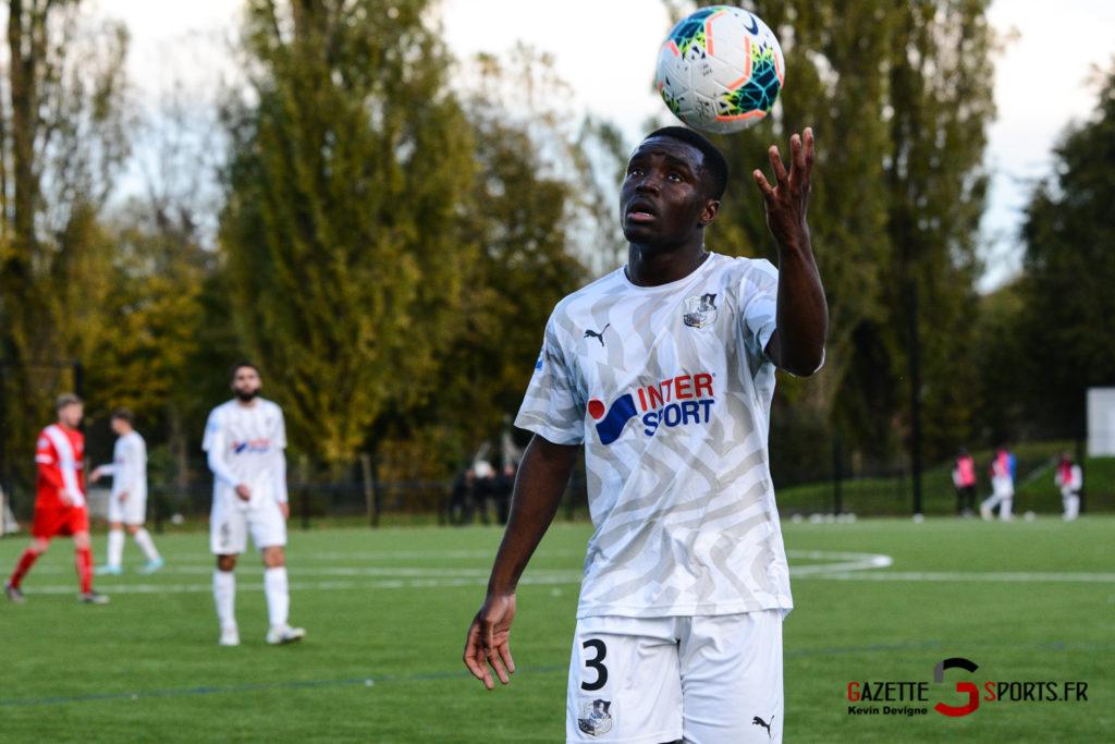 Football Amiens Sc B Vs Maubeuge Kevin Devigne Gazettesports 73