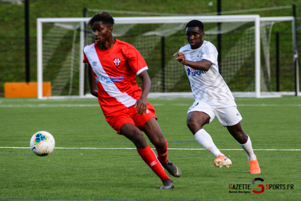 Football Amiens Sc B Vs Maubeuge Kevin Devigne Gazettesports 78