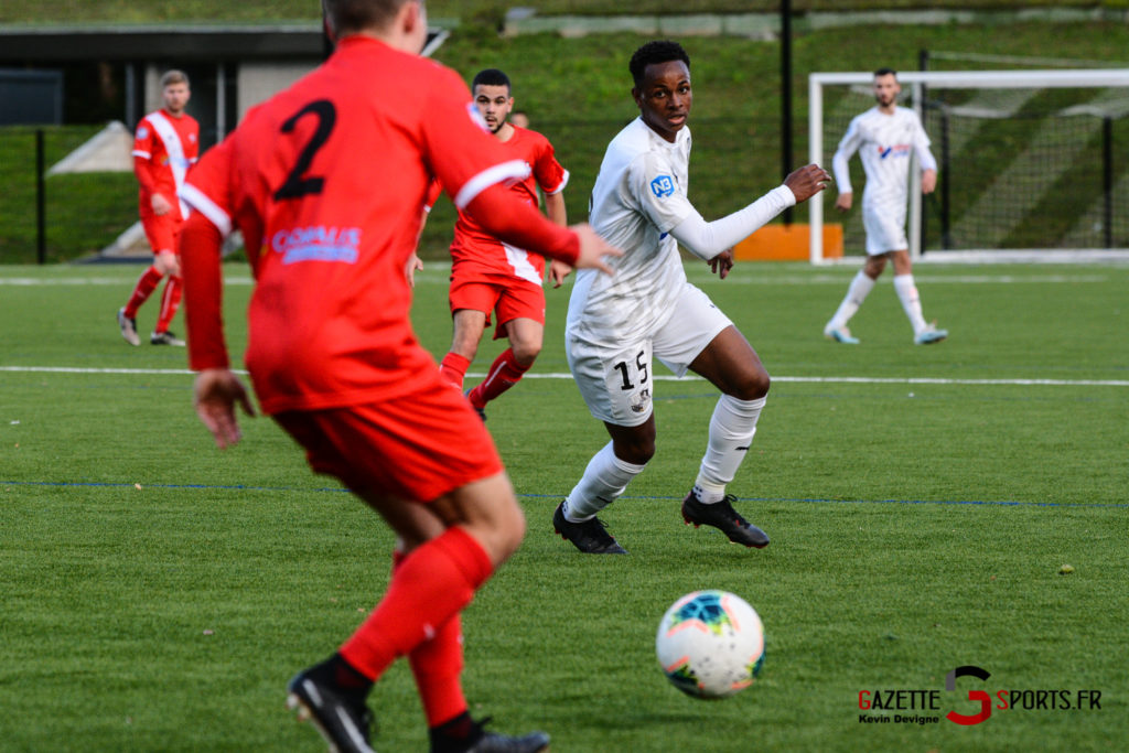 Football Amiens Sc B Vs Maubeuge Kevin Devigne Gazettesports 79