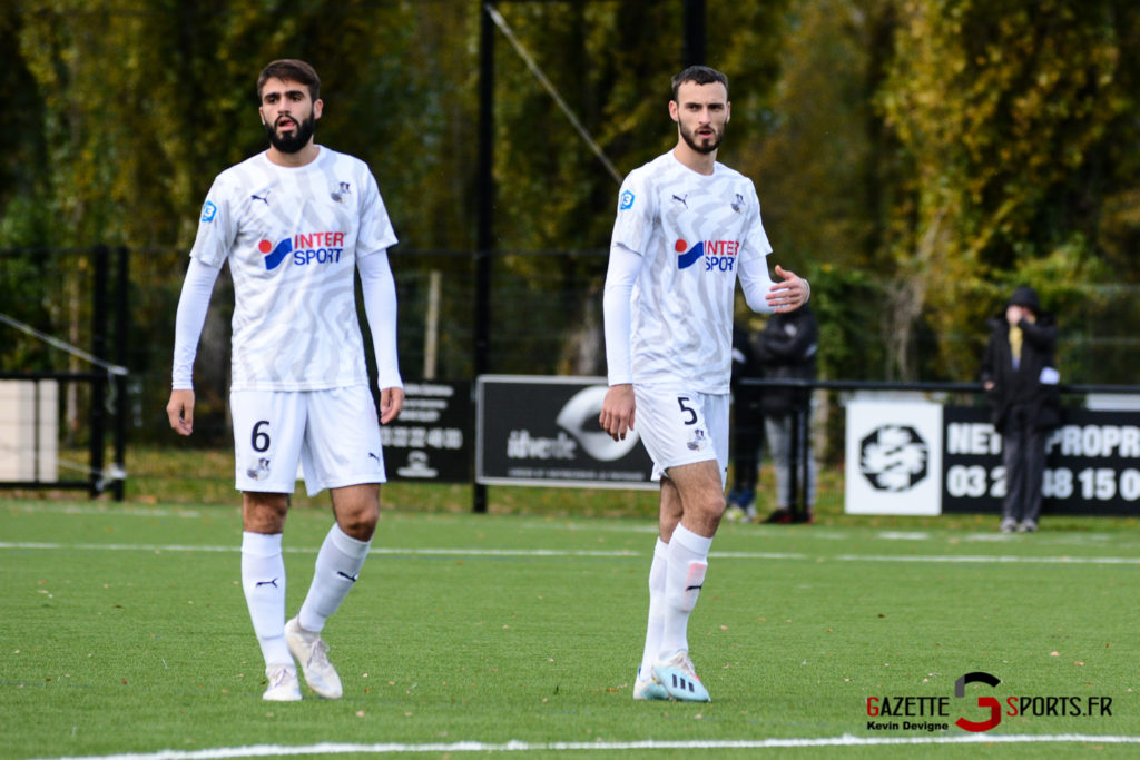 Football Amiens Sc B Vs Maubeuge Kevin Devigne Gazettesports 8