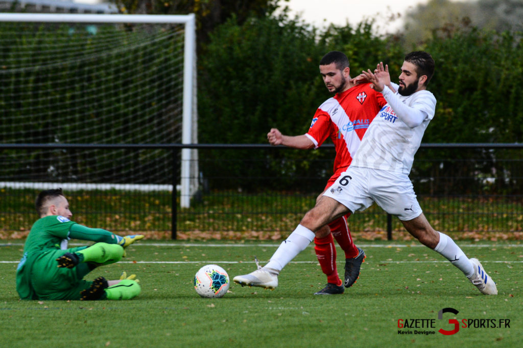 Football Amiens Sc B Vs Maubeuge Kevin Devigne Gazettesports 81