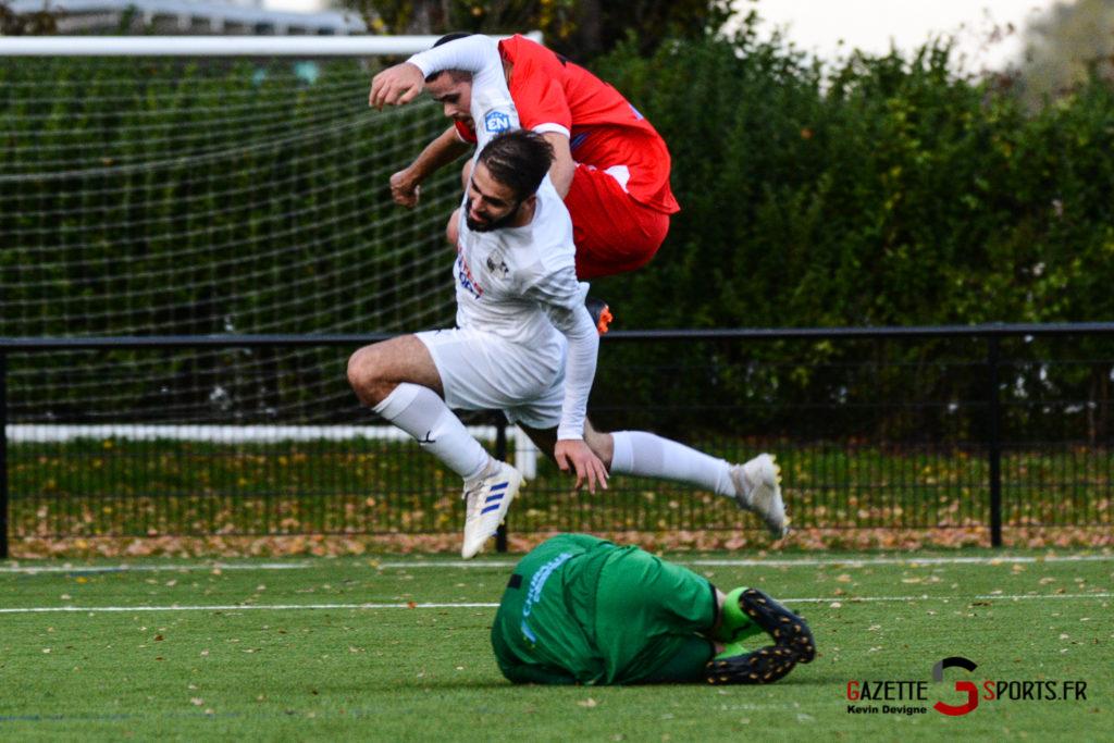 Football Amiens Sc B Vs Maubeuge Kevin Devigne Gazettesports 82