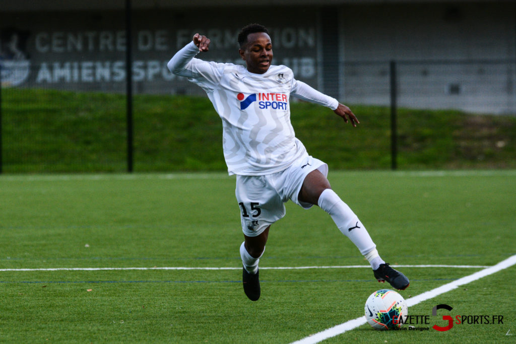 Football Amiens Sc B Vs Maubeuge Kevin Devigne Gazettesports 83
