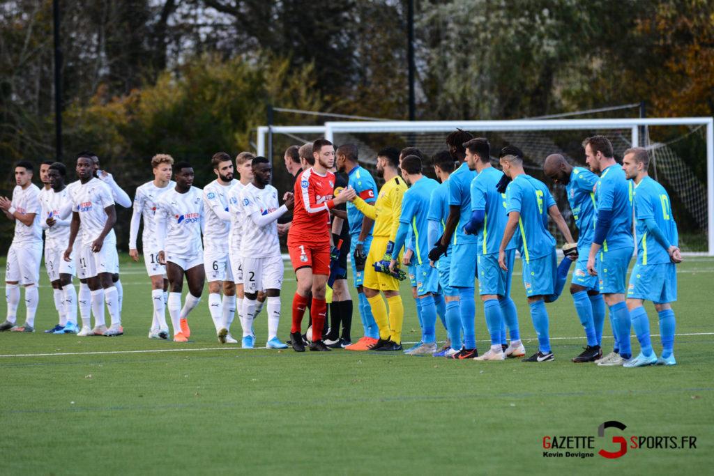 Football Amiens Sc B Vs Vimy Kevin Devigne