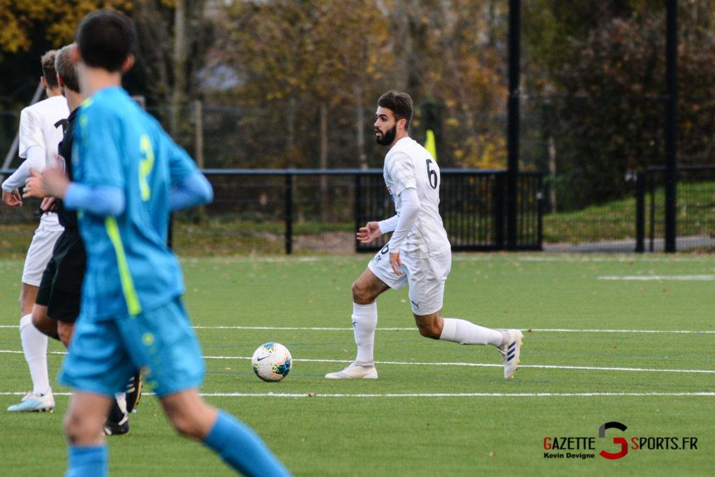 Football Amiens Sc B Vs Vimy Kevin Devigne 11