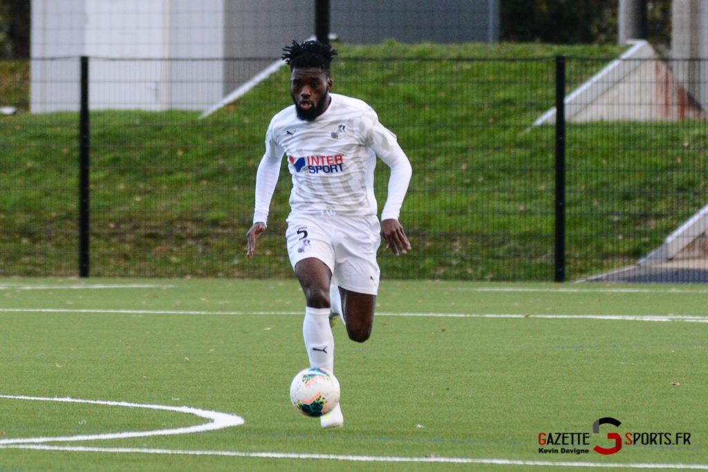 Football Amiens Sc B Vs Vimy Kevin Devigne 12