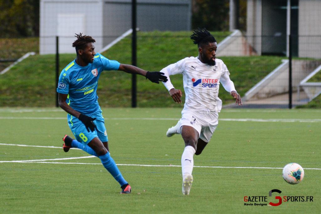 Football Amiens Sc B Vs Vimy Kevin Devigne 13