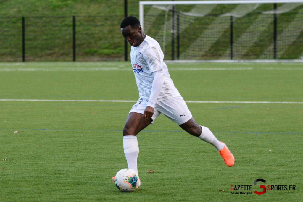 Football Amiens Sc B Vs Vimy Kevin Devigne 15