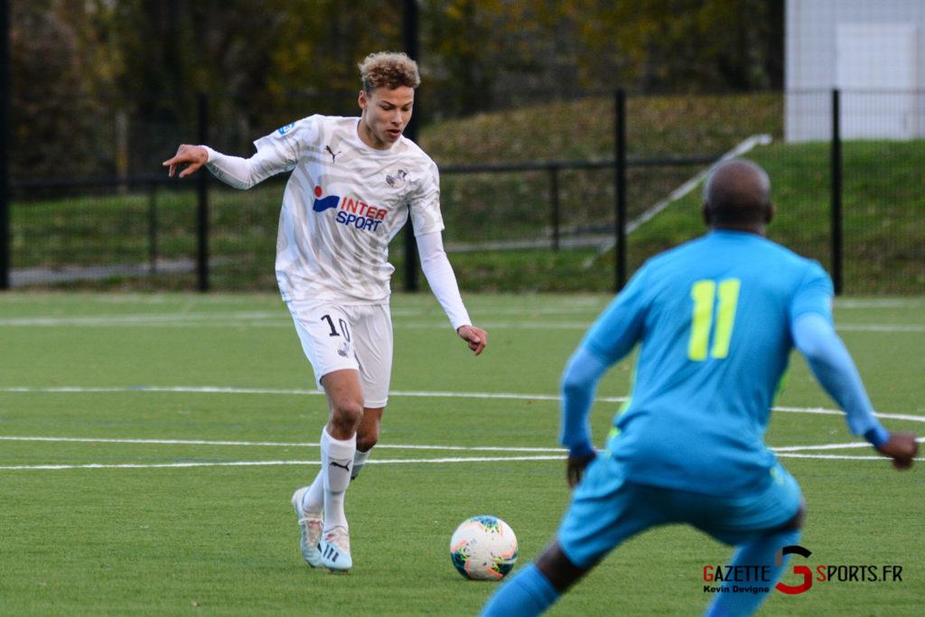 Football Amiens Sc B Vs Vimy Kevin Devigne 16