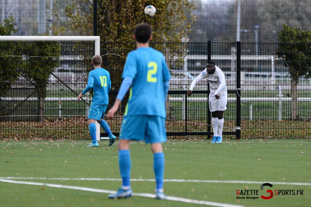 Football Amiens Sc B Vs Vimy Kevin Devigne 17