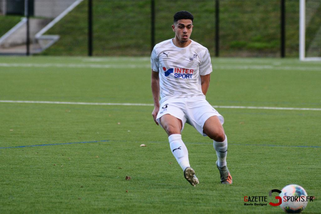 Football Amiens Sc B Vs Vimy Kevin Devigne 19