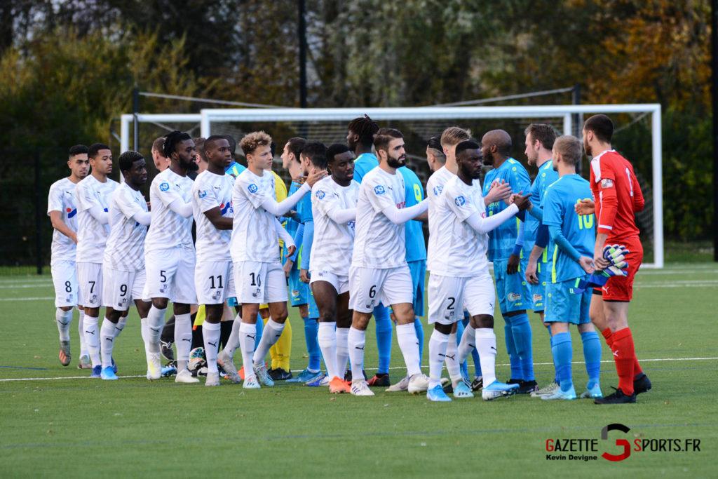 Football Amiens Sc B Vs Vimy Kevin Devigne 2