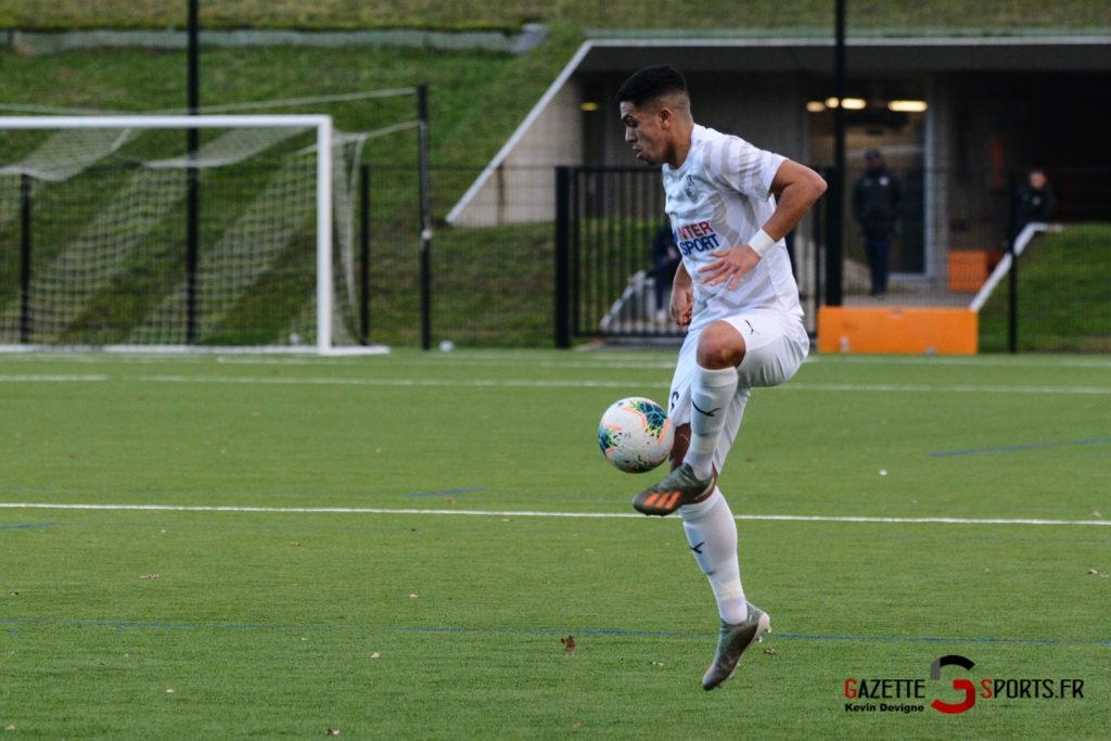 Football Amiens Sc B Vs Vimy Kevin Devigne 20
