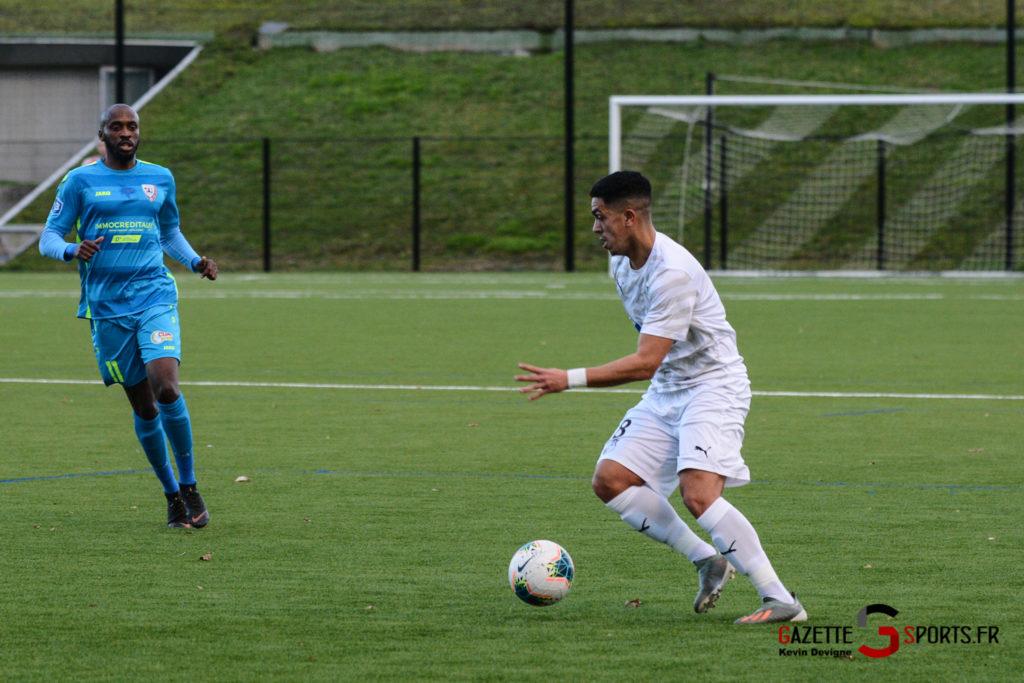 Football Amiens Sc B Vs Vimy Kevin Devigne 21