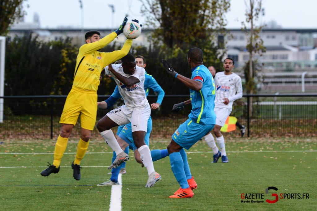 Football Amiens Sc B Vs Vimy Kevin Devigne 23