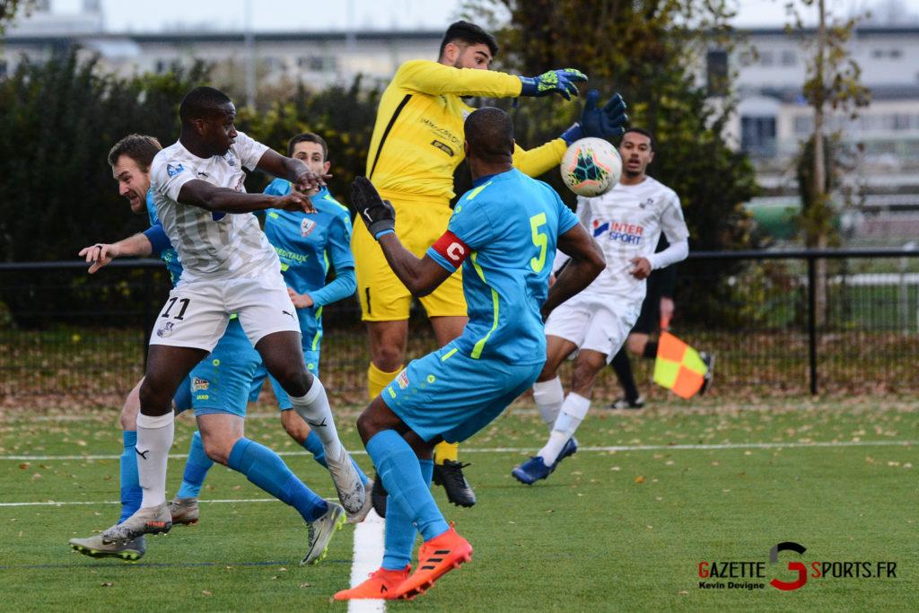 Football Amiens Sc B Vs Vimy Kevin Devigne 24