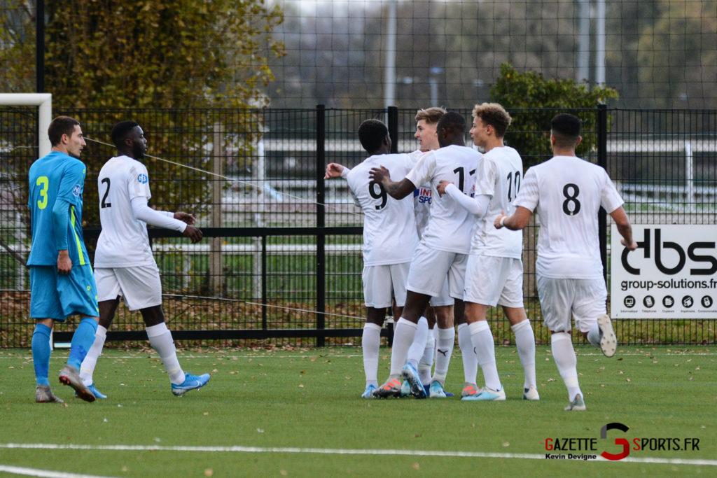 Football Amiens Sc B Vs Vimy Kevin Devigne 25