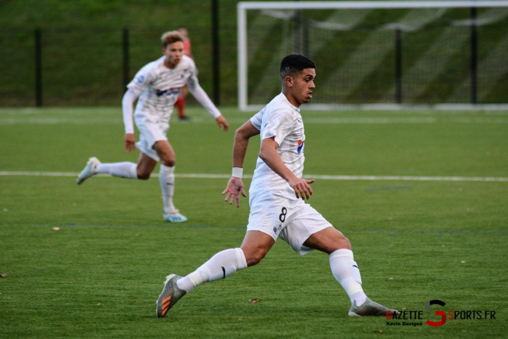 Football Amiens Sc B Vs Vimy Kevin Devigne 26