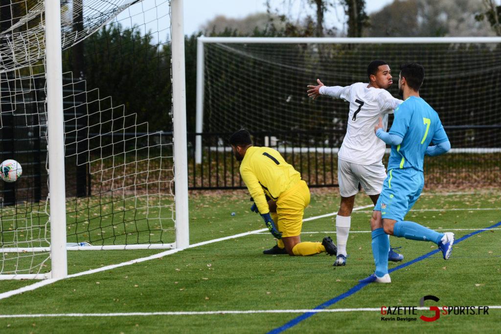 Football Amiens Sc B Vs Vimy Kevin Devigne 28