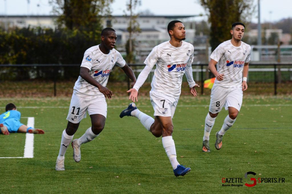 Football Amiens Sc B Vs Vimy Kevin Devigne 29