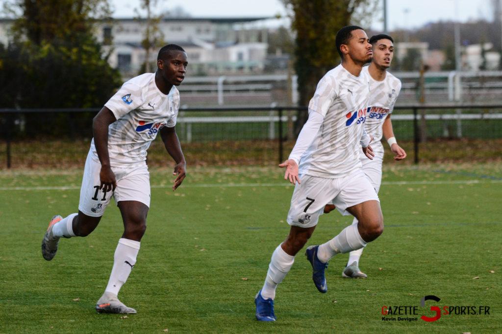 Football Amiens Sc B Vs Vimy Kevin Devigne 30