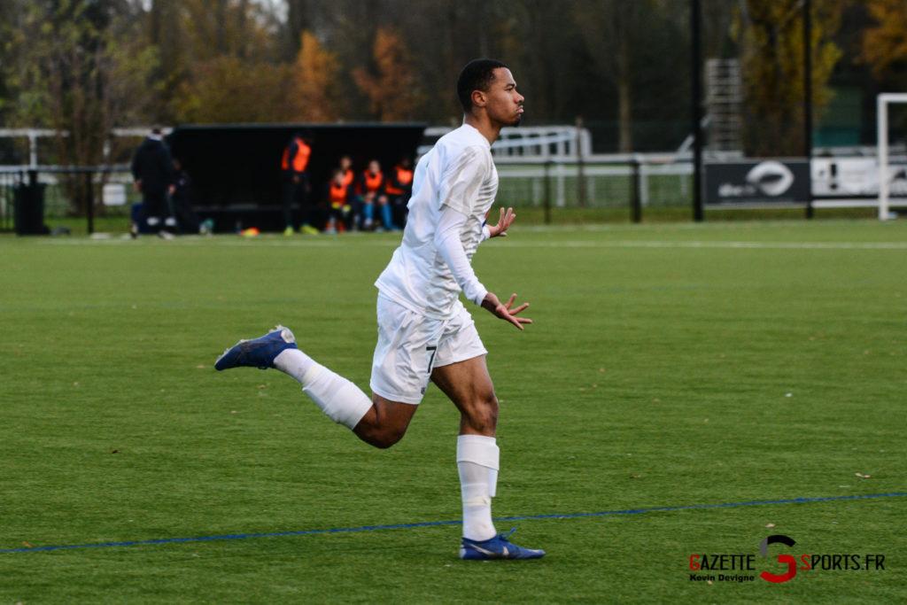 Football Amiens Sc B Vs Vimy Kevin Devigne 31